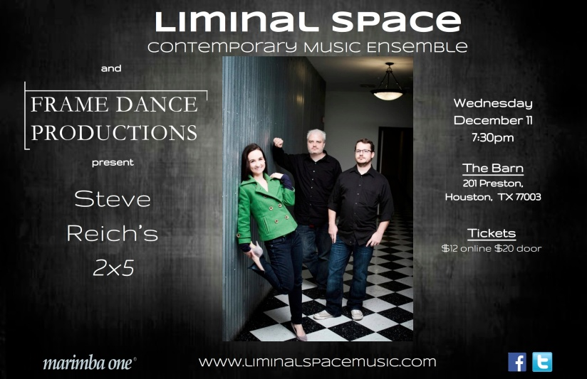 12/11 Concert Flyer